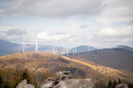 Sargent's Renewable Energy Saddleback Wind Farm Project Site