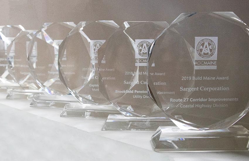 Sargent's Multiple Plague Awards