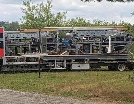 Merrel Bros., Transportation Vehicle